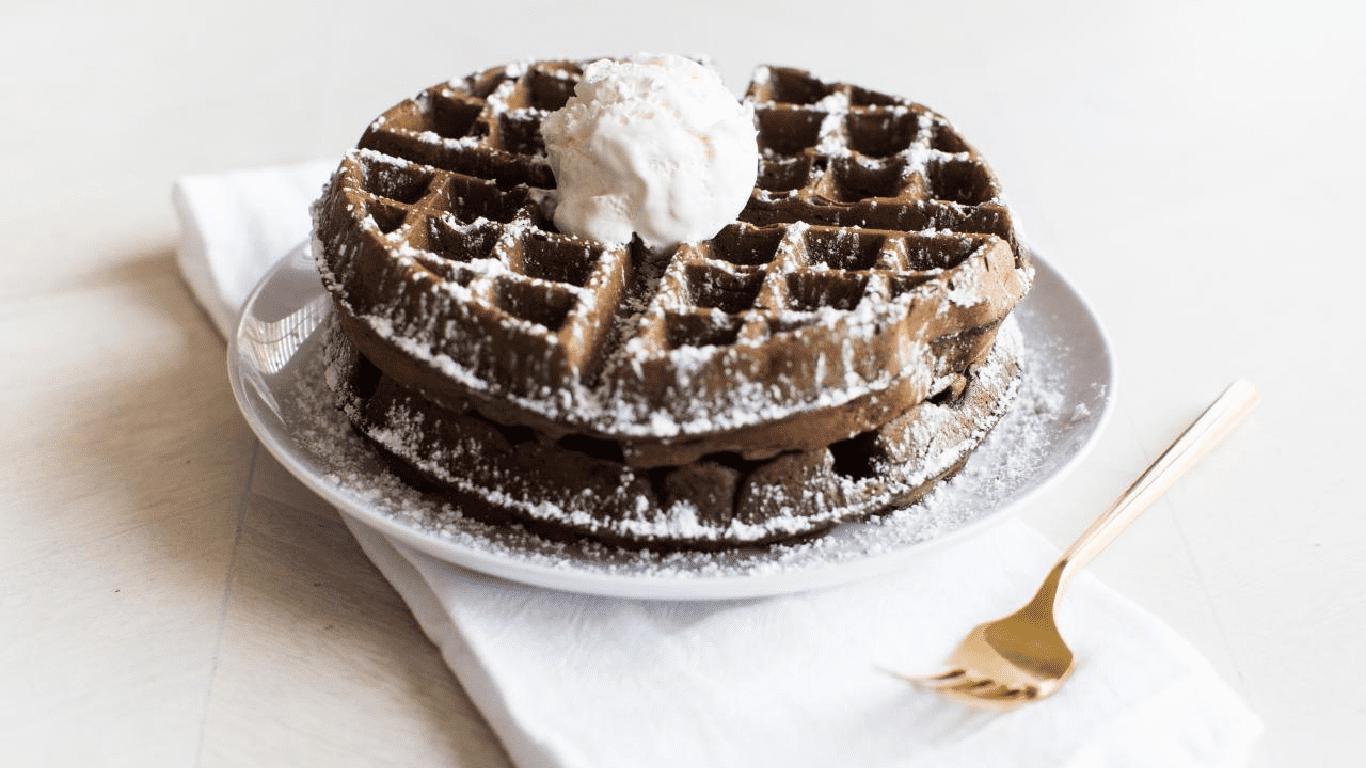 шоколадные вафли рецепт