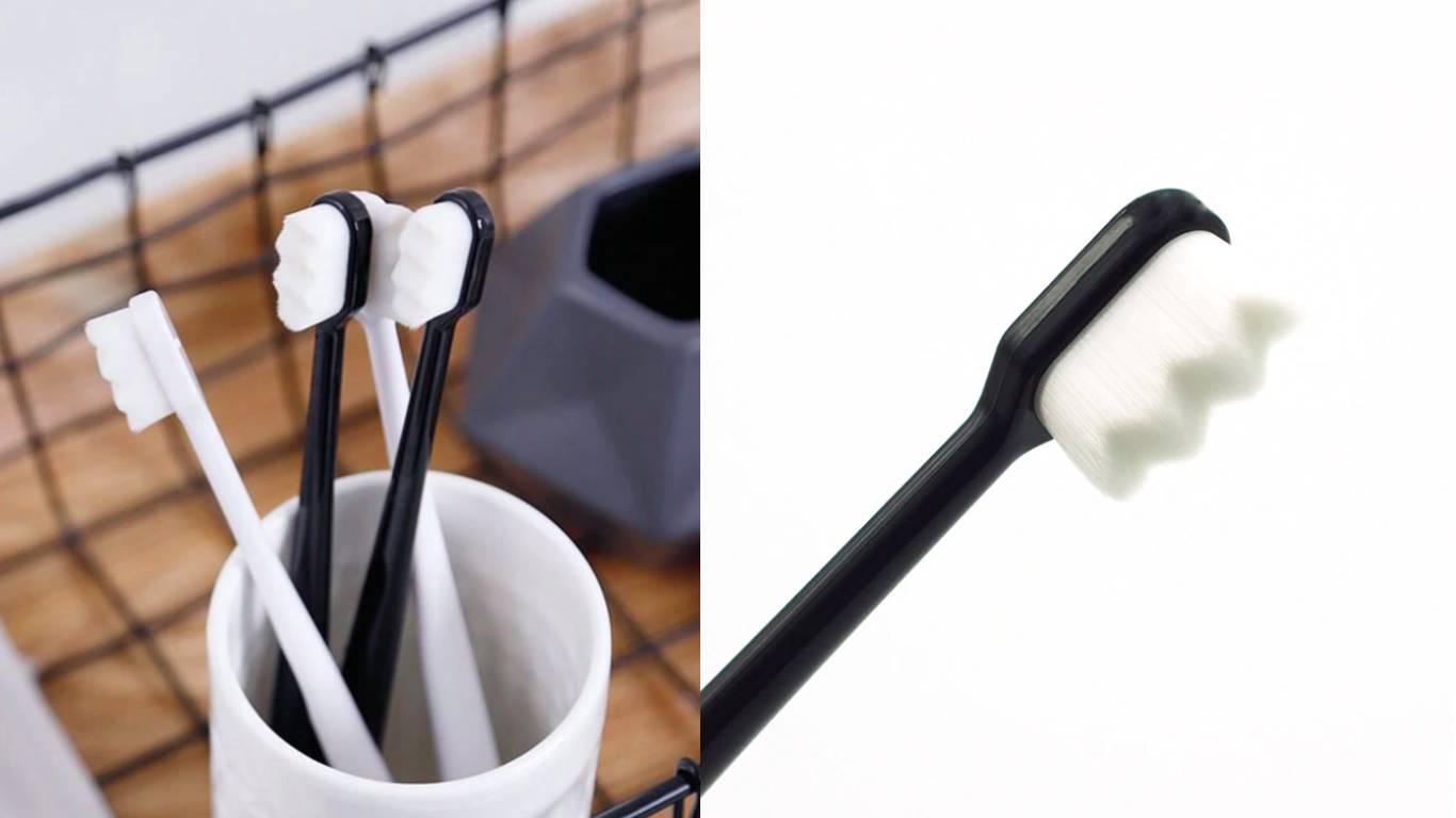 японская зубная щетка купить