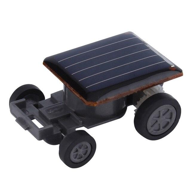 Sollar Toy Car