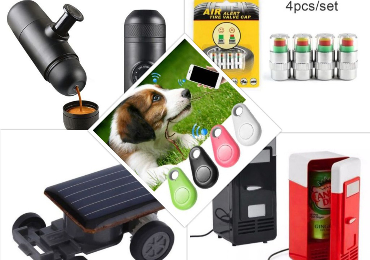 Top-10 Awesome Gadgets from AliExpress