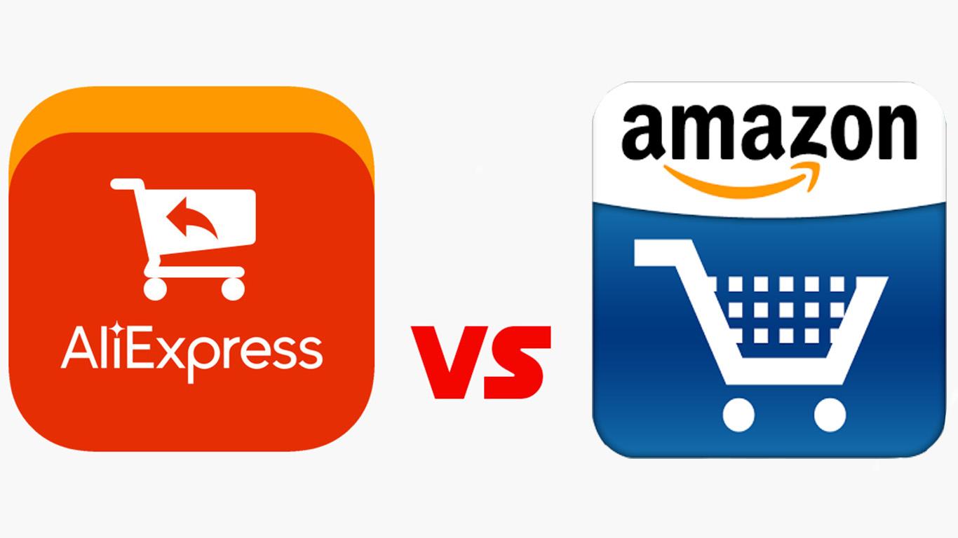 AliExpress vs Amazon Сomparison