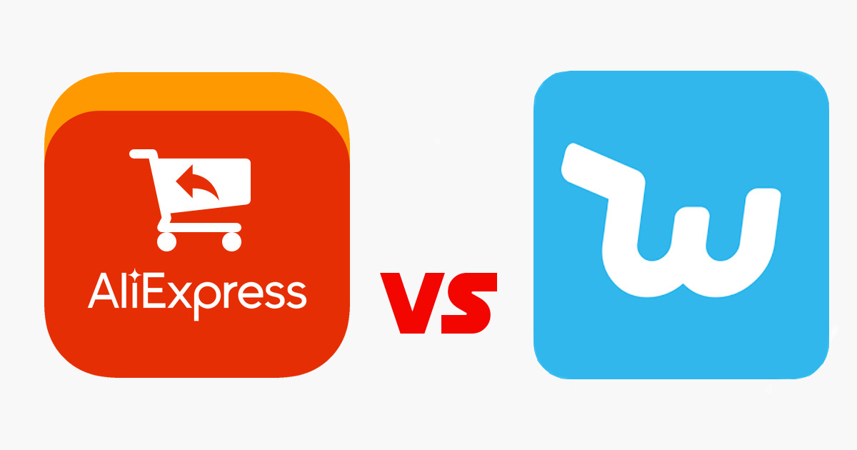 AliExpress vs Wish.com Comparison