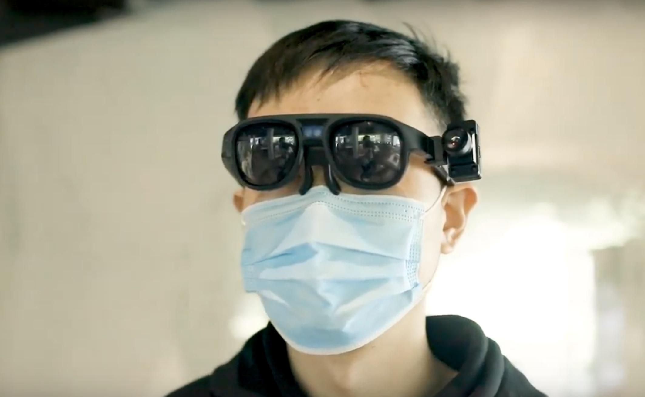 Rokid Smart Glasses Help to Prevent Covid Spread