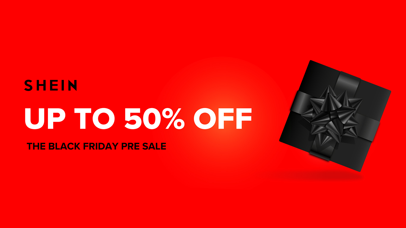 Guide to Shein Black Friday Sale 2020