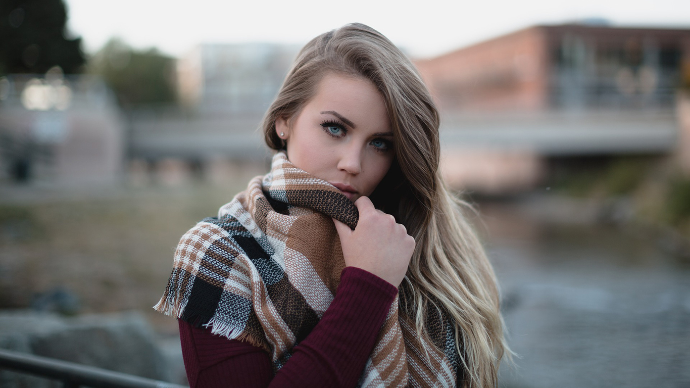 Winter Neck Women's Scarves from Shein